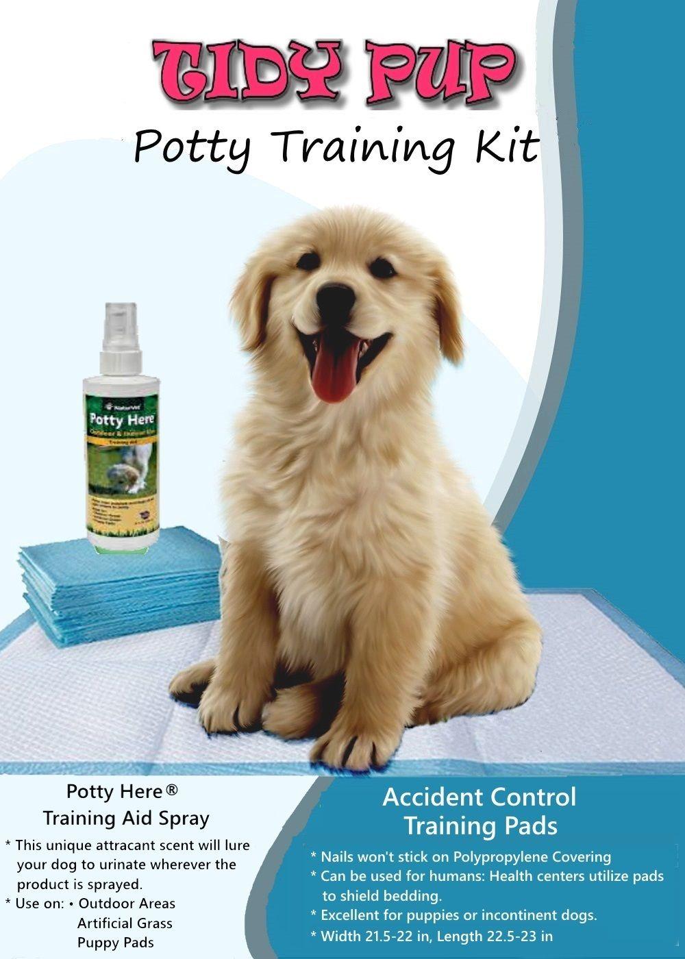 Housebreaking Potty Training Kit Dog Training Pads Training Kit