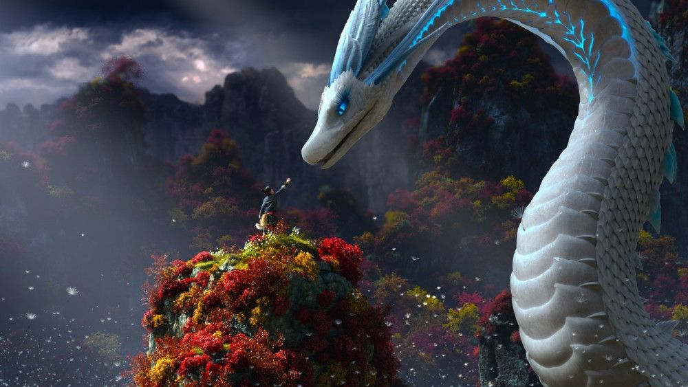 Fantasia 2019 dispatch white snake and the relative