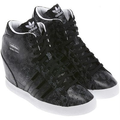 Cars & vida coches Fashion Lifestyle blog: adidas tacon cuña