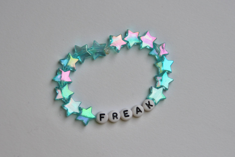 freak bracelet by Fortunate Freaks