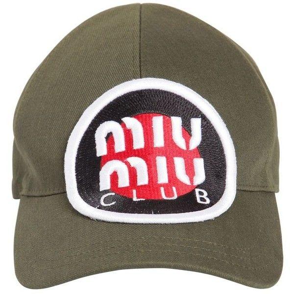 Accesorios - Sombreros De Miu Miu HhokM7mi