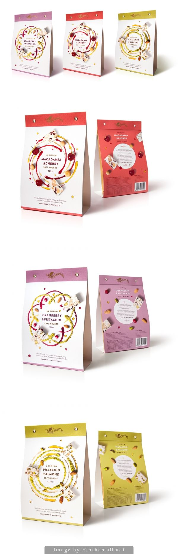 Mondo Nougat | Design | Packaging | Packaging design