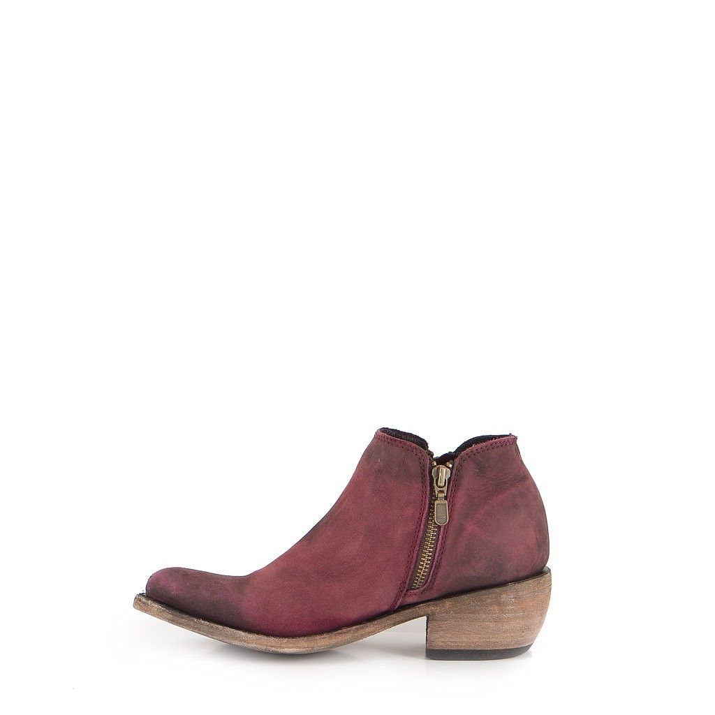 Women's Liberty Black Boots Vegas Tinto #LB-711137-TINTO