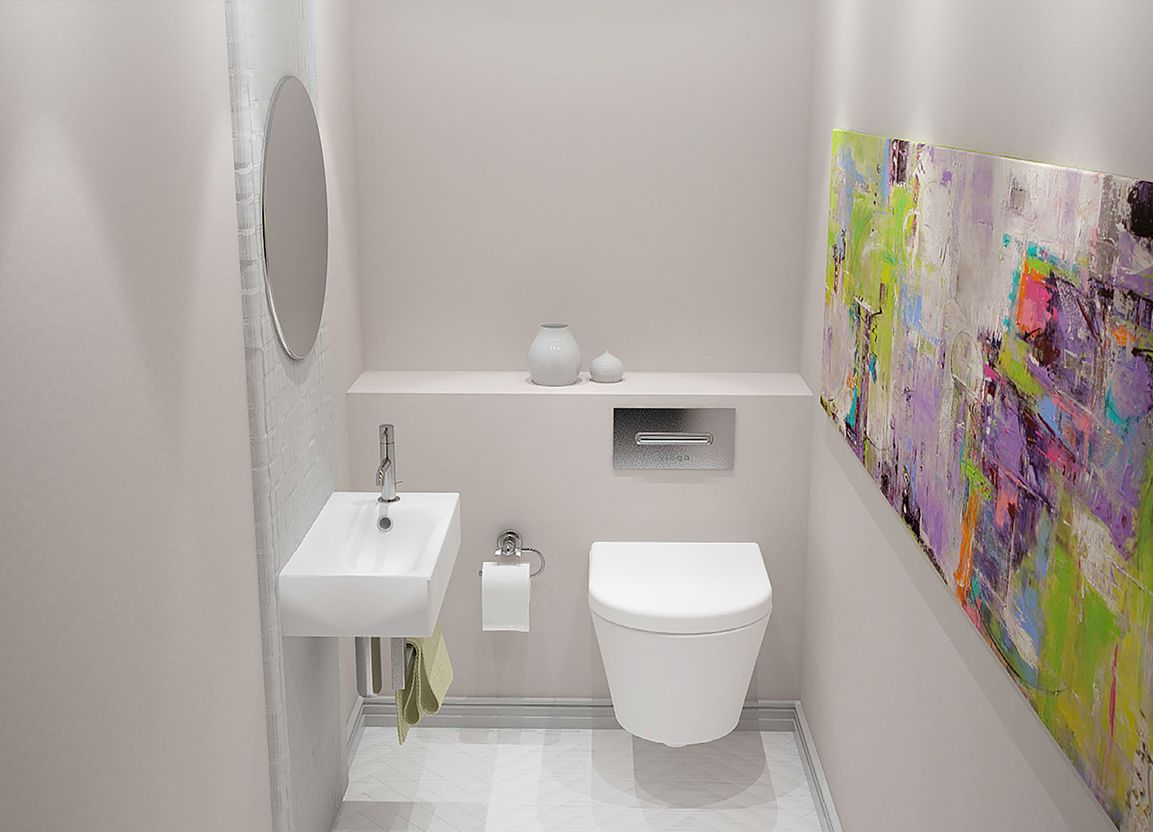 Simple Bathroom Designs For Small Spaces The Best Way To Remodel
