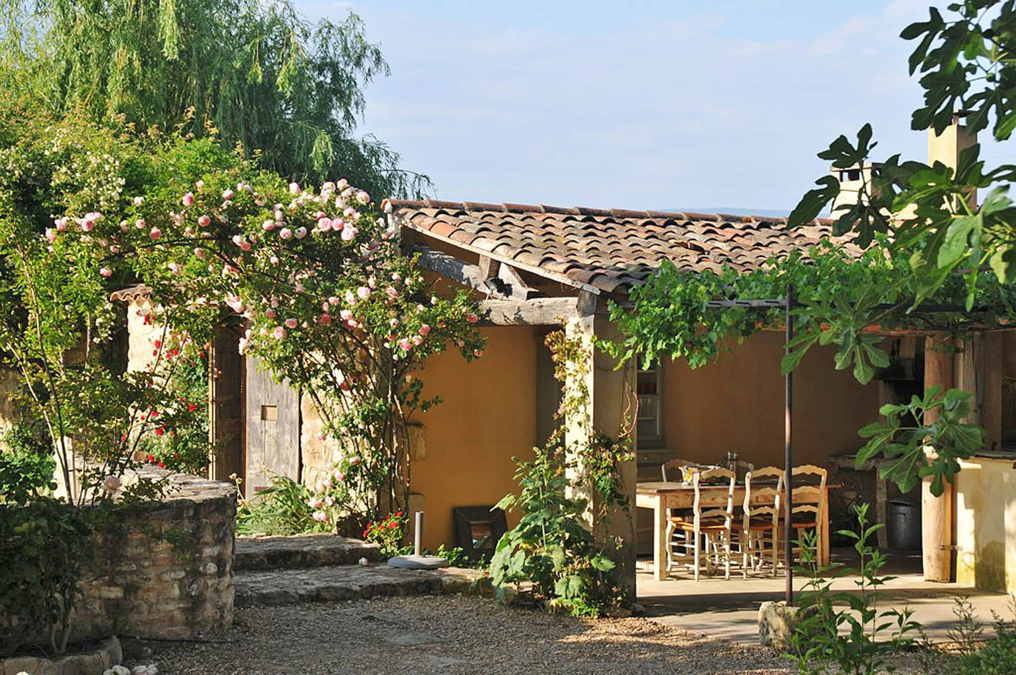 Provence Villa Rental | Bonnieux Countryside Villa | Haven in ...