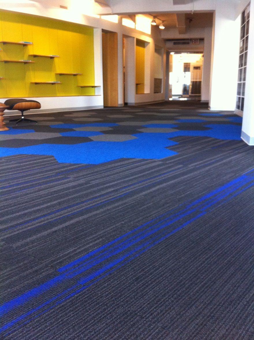Harley color carpet tiles - Excelsior Company Koalewice Poland Hexagon Tile Carpets Tile P Ytki Dywanowe Pinterest Shaw Carpet