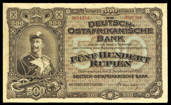 deutsch ostafrika Deutsch Ostafrika Moneypedia (mit