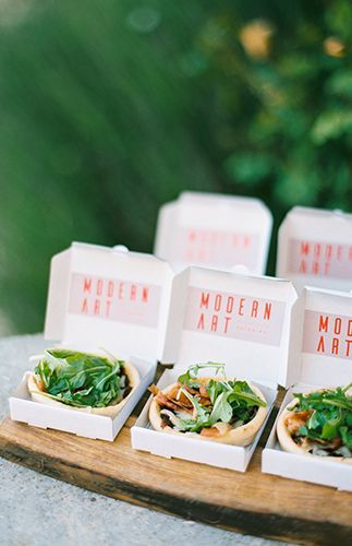 Unique Wedding Catering Ideas For The Big Day