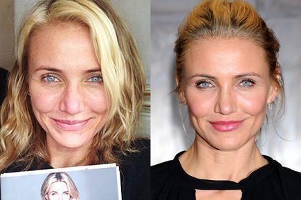 Cameron Diaz Before And After Makeup Look Makeup Tutorials Makeuptutorials