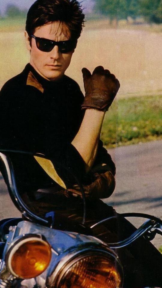 Alain Delon, cuando tienes el look no importa en que epoca te toca vivir