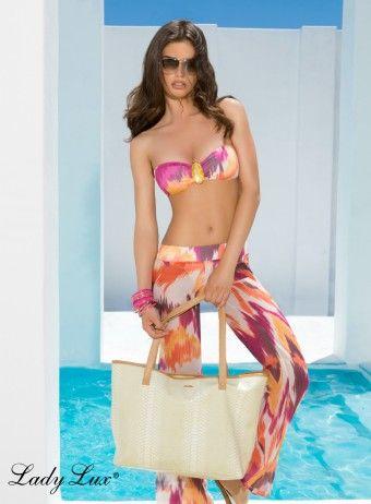 Odette Beige Handbag Lady Lux® #ladylux #designerhandbag #beachbag #beige #designeraccessory #waterglamour