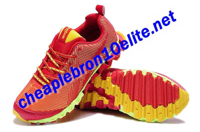 17ffde2a515aff Reebok Shoes Zigwild TR 2 Noble Red Low Volt Tartrazine