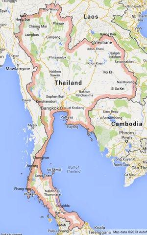 Vuoristolaiset Ja Vaeltaminen Minnethaimaassa Com Thailand