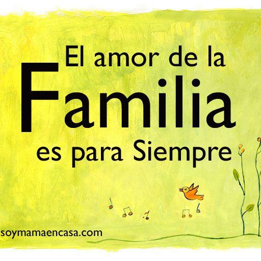 Frases De Familia Para Facebook Frases Cortas De Familia