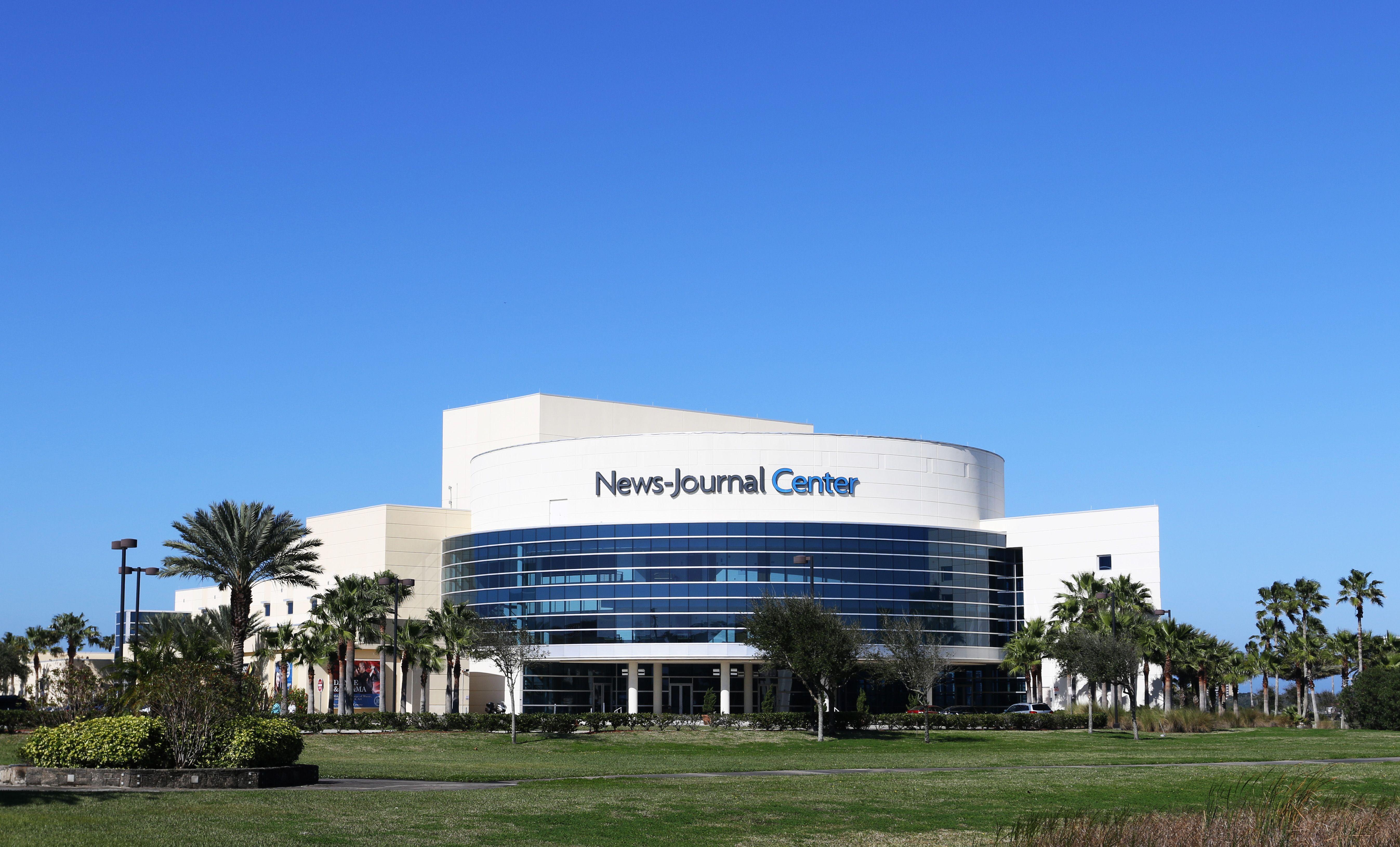 News Journal Building Daytona Beach, FL 2014. Florida