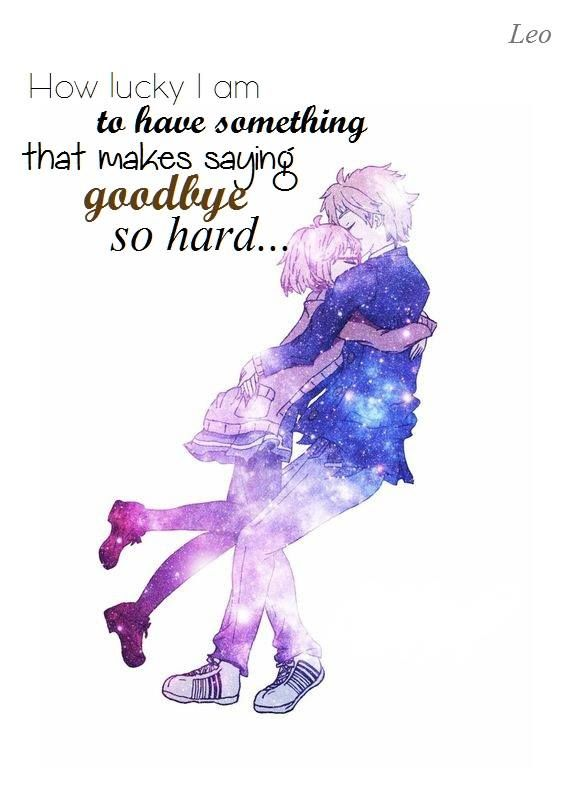 anime beyond the boundary kyoukai no kanata pinterest anime relationships and message quotes
