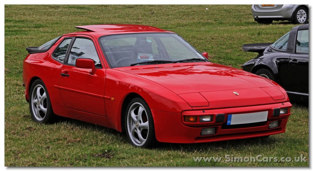 Superieur Red 1983 Porsche 944    (From Sixteen Candles)