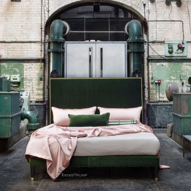 New Handmade Luxury Savoir Bed Designs Max And Harlech Will Set