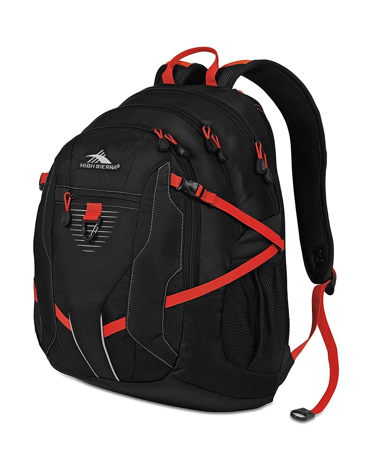 High Sierra Aggro Backpack >>> Startling review available here  : Backpacking bags