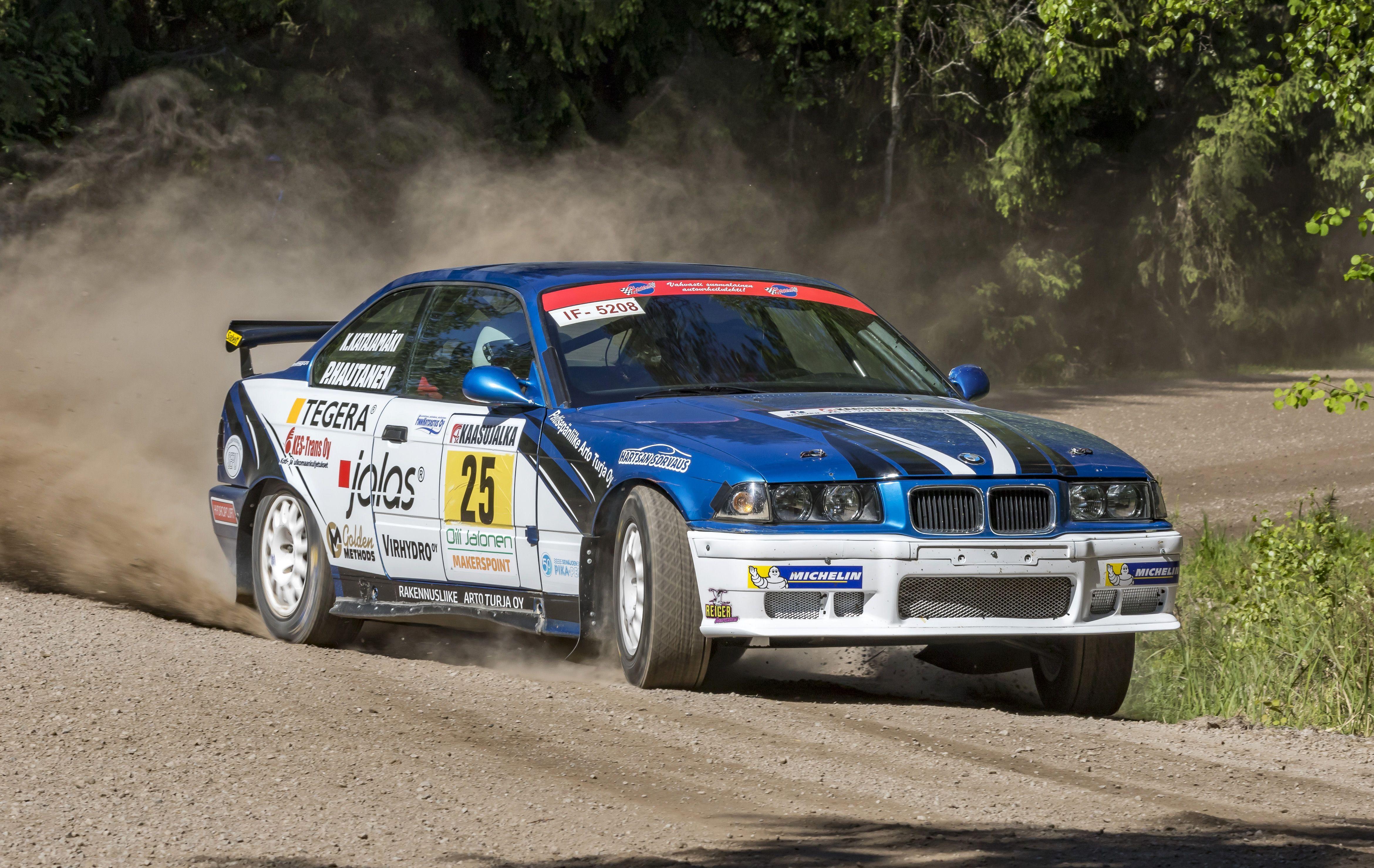 bmw e36 rally build