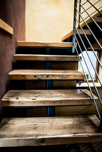 Best Reclaimed Wood Stair Treads Google Search In 2019 640 x 480