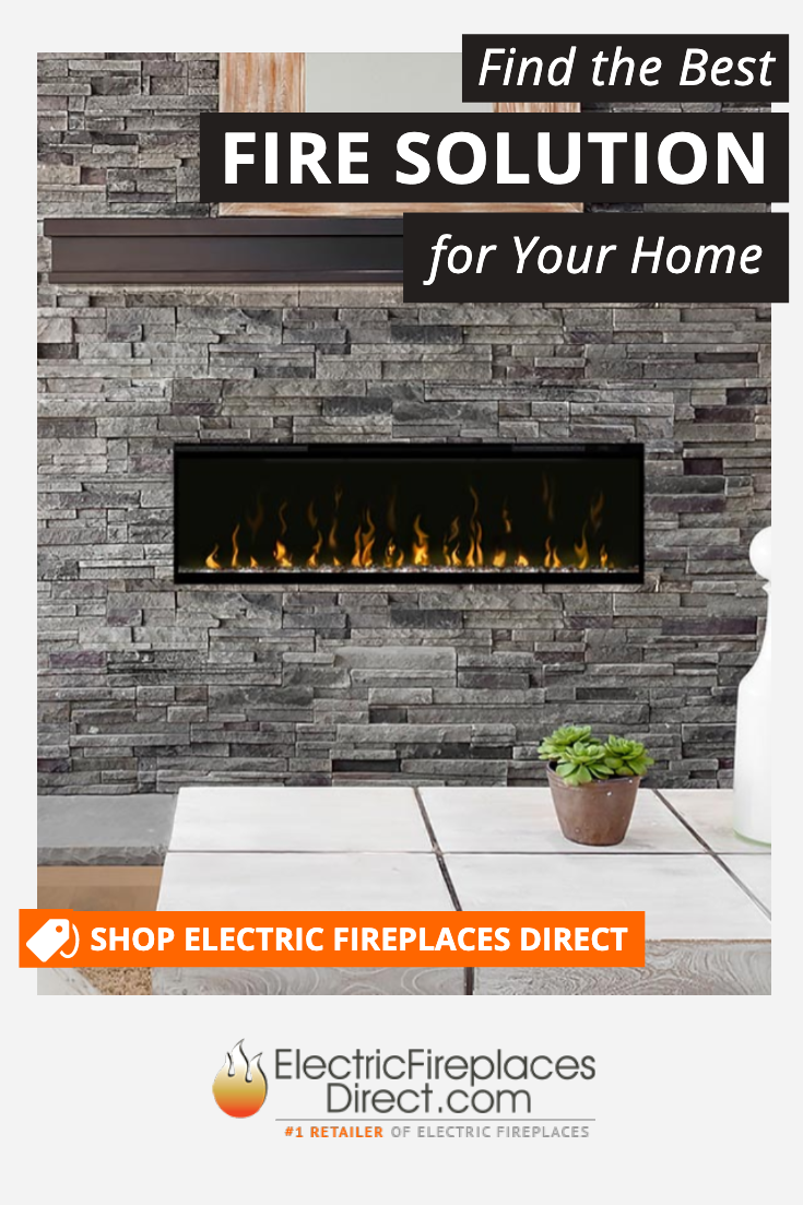 Modernize Your Home With An Electric Fireplace Shop The Largest