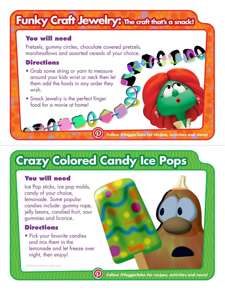 Veggie Tales: Celery Night Fever, First Look!