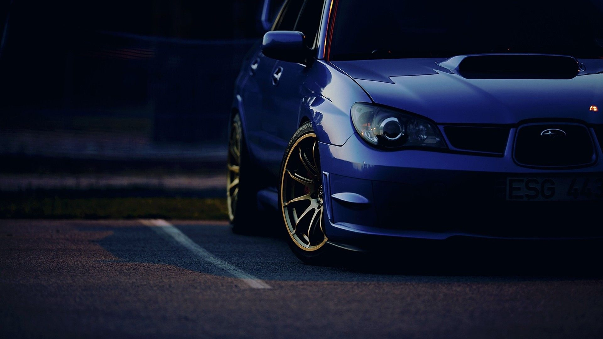 Subaru Impreza Wrx Sti Car Wallpaper Hd Sti Car Subaru Cars Wrx