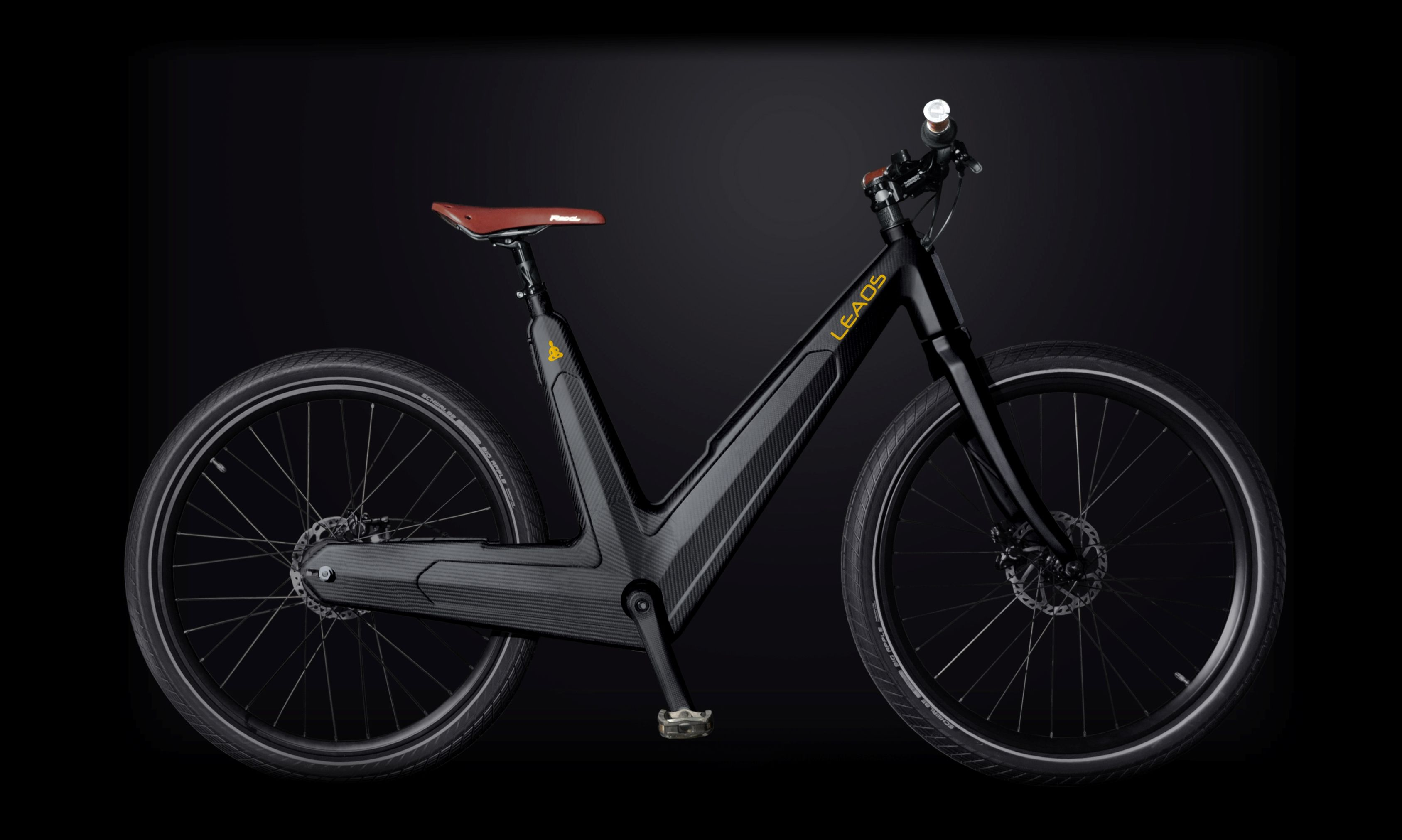 Leaos Carbon Electric Bike 2014 Avec Images Velo Electrique