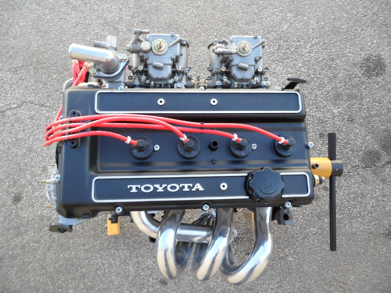 Toyota 2tg Engine For Sale 6 Te27 Levin Pinterest Thread How To 4age Into Adm Ae86 Ae71 Wiring Guide