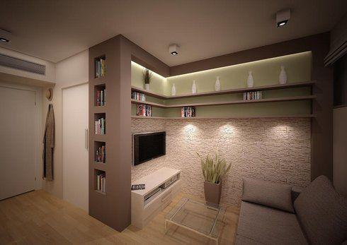 Die besten 25 mikrowohnung ideen auf pinterest for Herrenzimmer modern einrichten