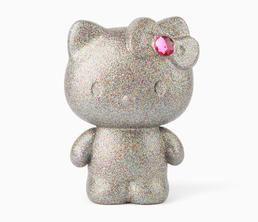Best Hello Kitty Coin Bank Rainbow Glitter Hello Kitty 400 x 300