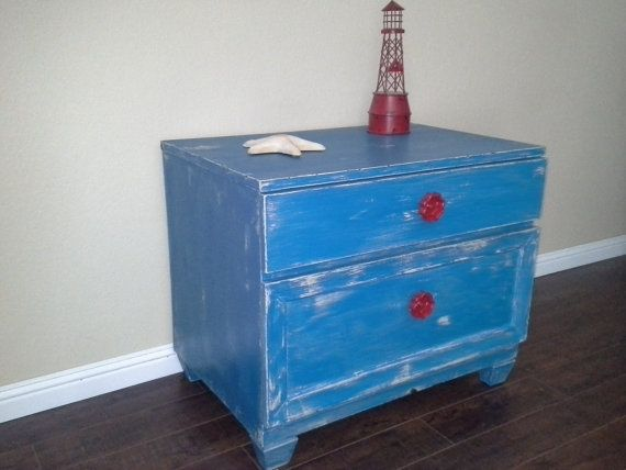 Solid Wood Dresser by mywifescreativeideas on Etsy, $75.00