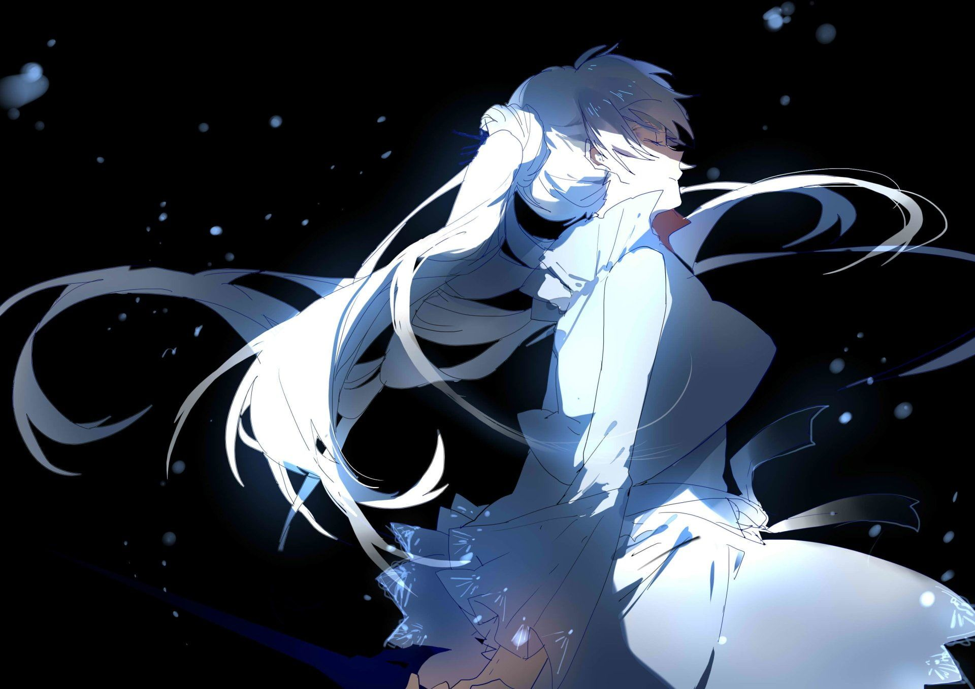 Anime Rwby Weiss Schnee 1080p Wallpaper Hdwallpaper Desktop Rwby Anime Rwby Rwby Weiss