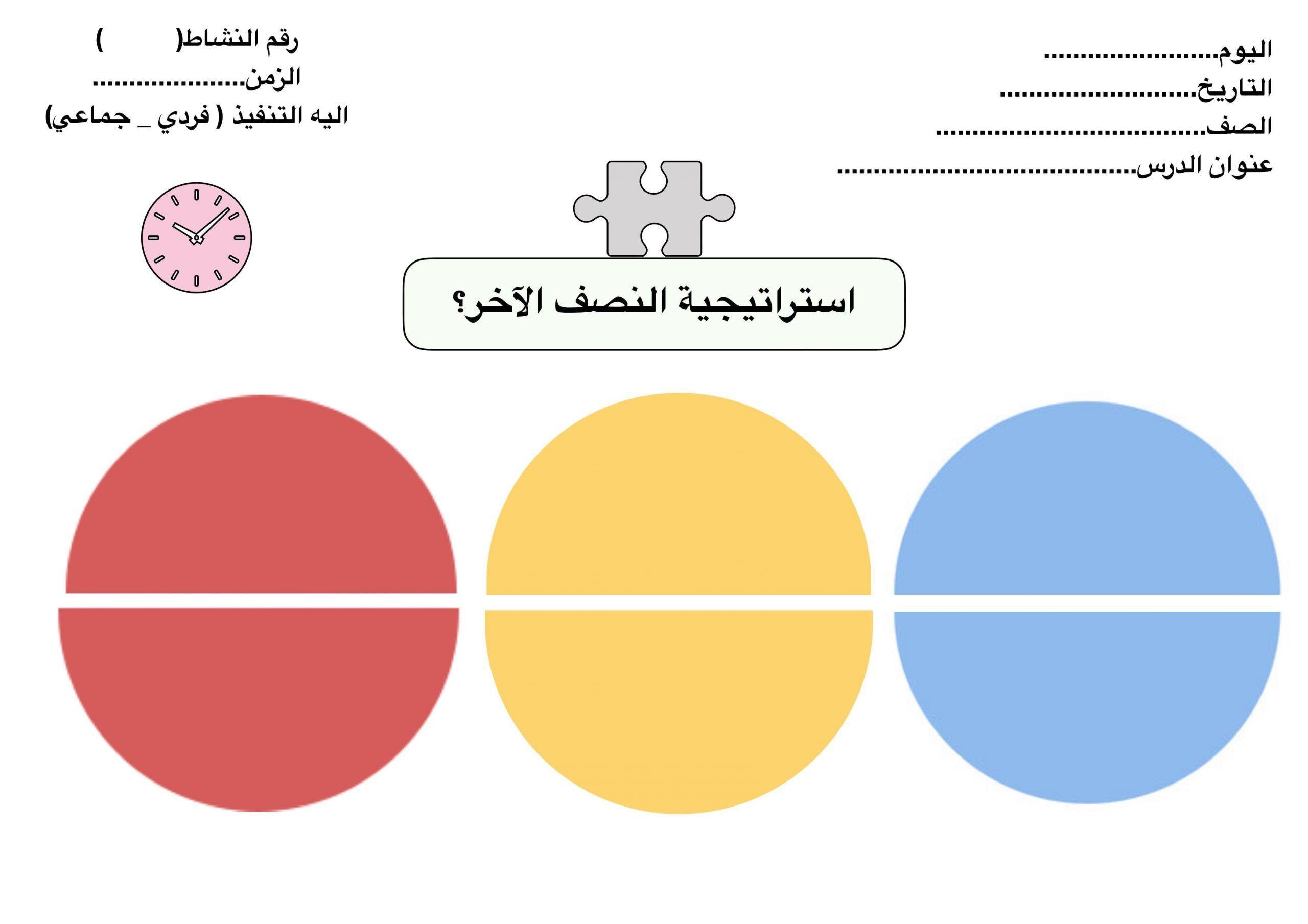 استراتيجيات متنوعة للتدريس ممتعة لجميع المراحل العلمية Pie Chart Chart