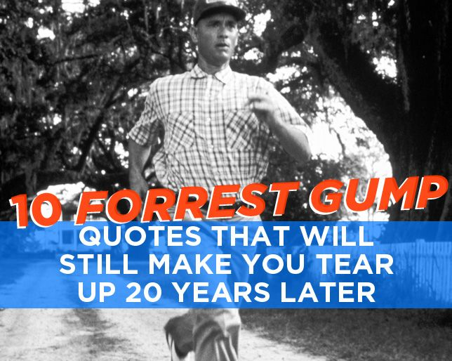 Tom Hanks Forrest Gump Quotes