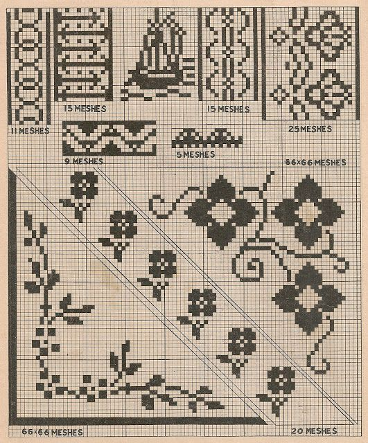 Sentimental Baby: Free Simple Vintage Cross Stitch Patterns /boat ...