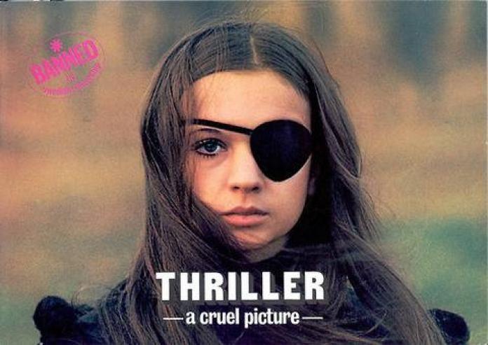 Thriller christina lindberg