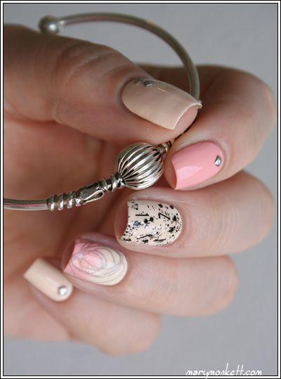 Inspiration Bijoux Chérie - Mary Monkett #nail #nails #nailart