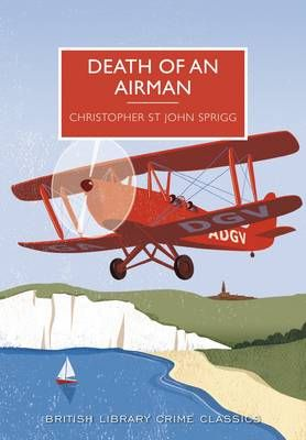 Death of an Airman - British Library Crime Classics (Paperback)