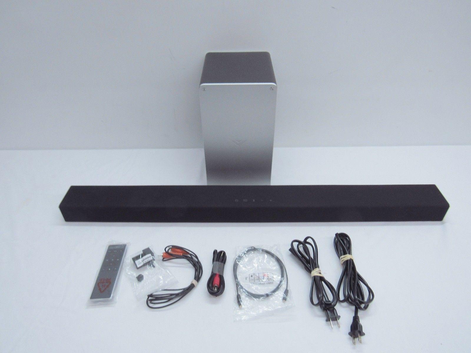 VIZIO SB3621n-E8M 36 2.1 Sound Bar System Black   Shopping Deals ...