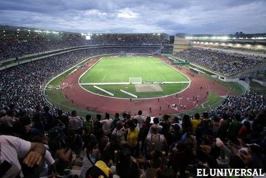 Estadio Cachamay-Puerto Ordaz - Buscar con Google