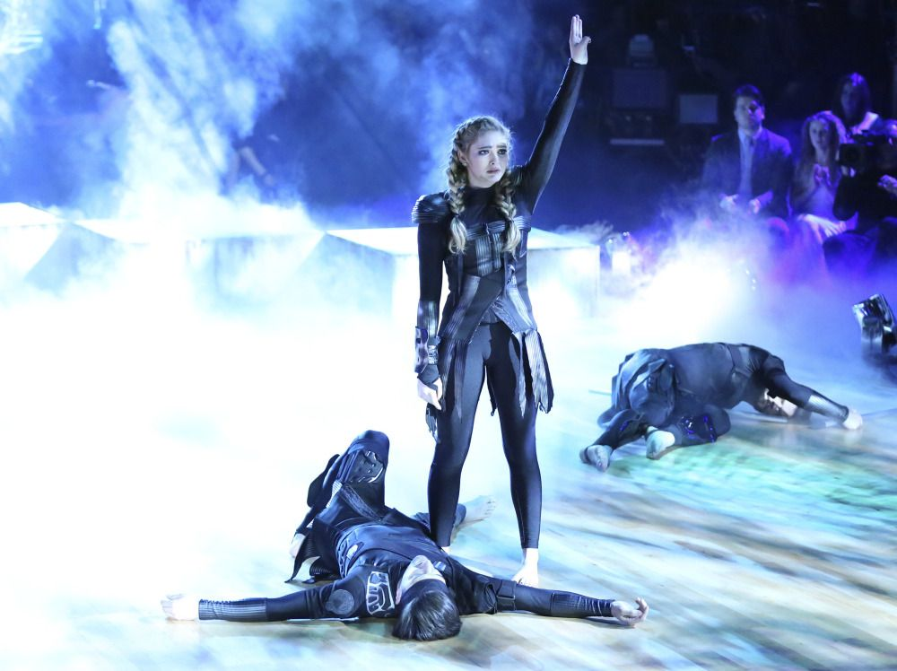Willow Shields Eliminated During Week 7 of Dancing With the Stars :(