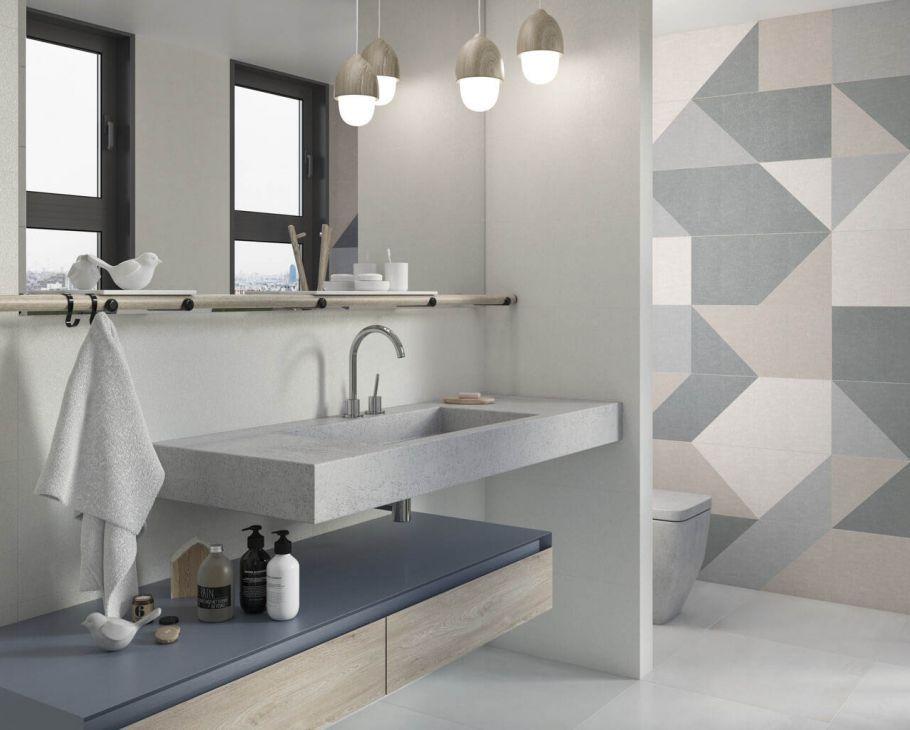 Płytki łazienkowe Kafelki Do łazienki I Glazura Ceramika