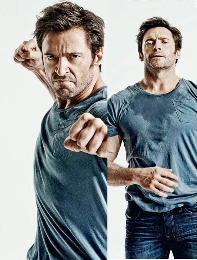 Hugh Jackman #hollywoodactor