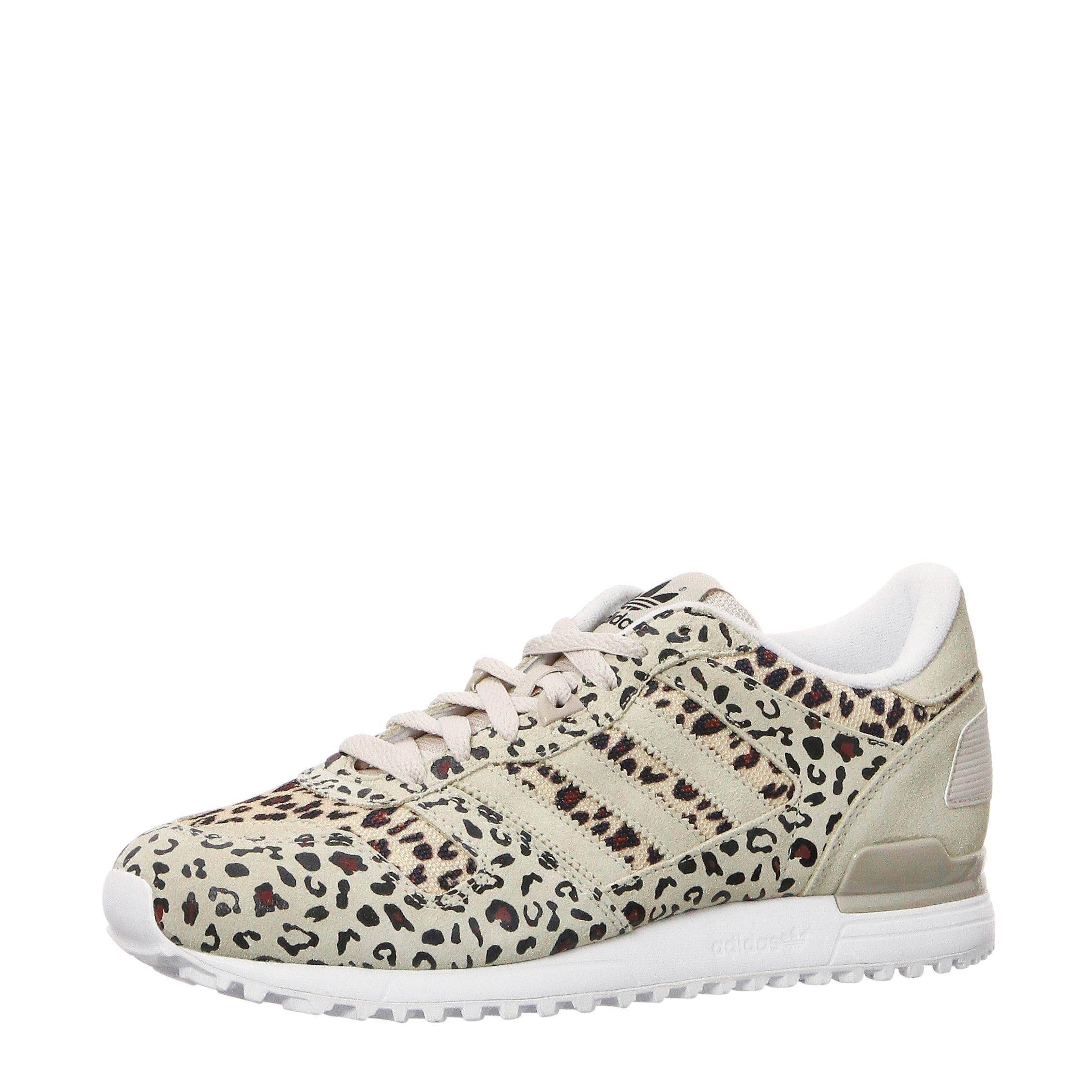 Adidas Originals Sneakers Zx 700 Beige Bruin Adidas Originals Dames Sneakers 86425926 Adidas Originals Sneaker Suede