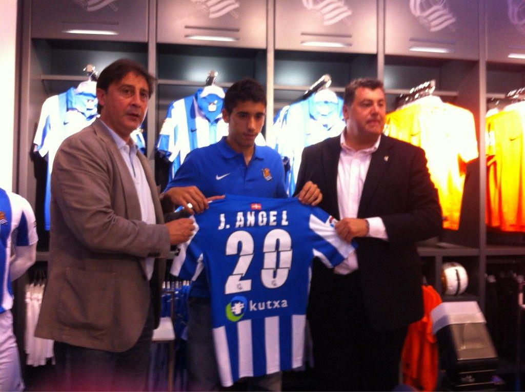 Haz click en la foto para conocer los dorsales de la Real Sociedad 2012-2013.