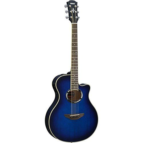 Yamaha APX500III NA Thin Line Acoustic/Electric Cutaway Guitar, Oriental Blue Burst; with Guitar Case, Guitar Stand, Quick Start DVD, Guitar Strap, Capo and Guitar Strings  http://www.instrumentssale.com/yamaha-apx500iii-na-thin-line-acousticelectric-cutaway-guitar-oriental-blue-burst-with-guitar-case-guitar-stand-quick-start-dvd-guitar-strap-capo-and-guitar-strings/