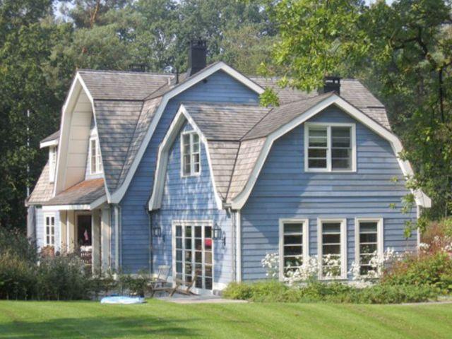 Wooooo daar wil ik wonen projectje op school plaatjes zoeken swedish homes pinterest - Verlenging hout oud huis ...