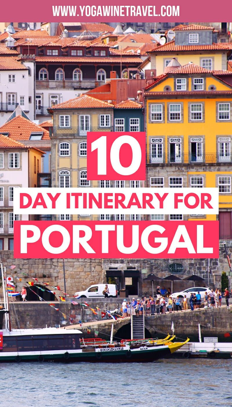 10 Days in Portugal: An Incredible Road Trip from the Algarve to Porto #portugal